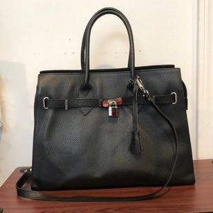 Handbags - Italian Leather handbag